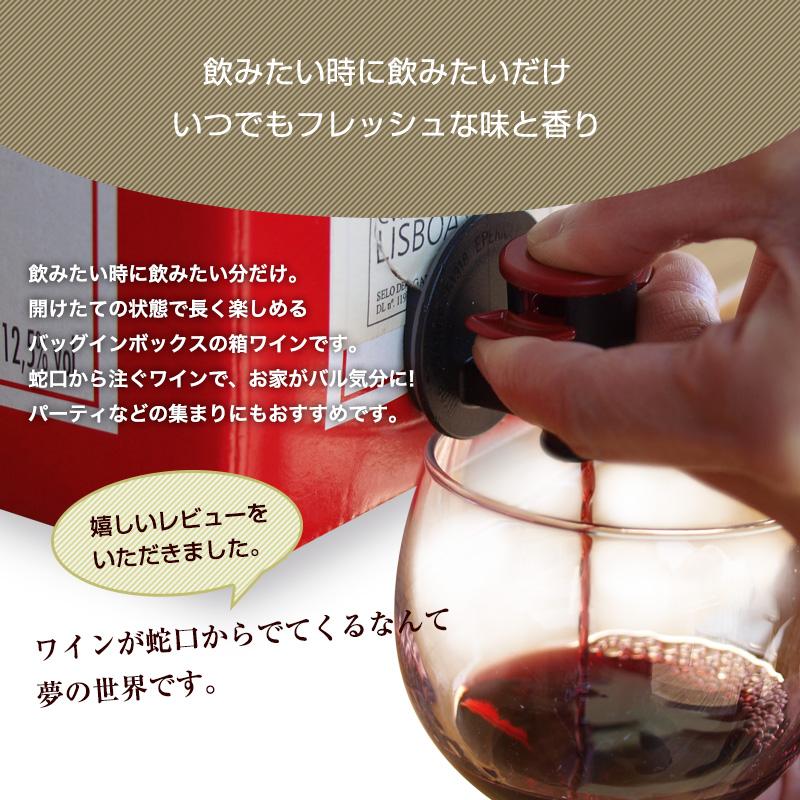 送料無料 4箱セット 箱ワイン キンタ・ダ・エスピーガ 赤3L×2箱+ 白3L×2箱 / 赤ワイン 白ワイン 辛口 リスボン/リスボア地方 大人気 ハイコスパ 受賞ワイン 直輸入 ポルトガルワイン