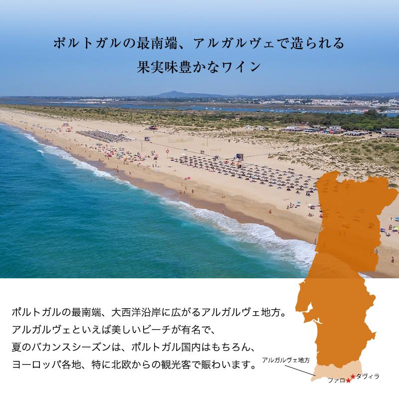 アルリア・ティント[2018] 750ml 赤ワイン 辛口 アルガルベ地方 直輸入 ポルトガルワイン 【6sou】