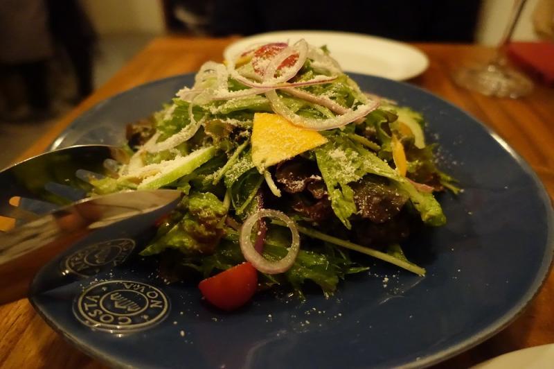 鎌倉野菜のサラダ