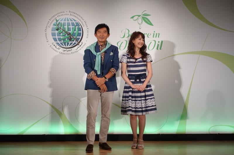 石田純一さんと相田翔子さん