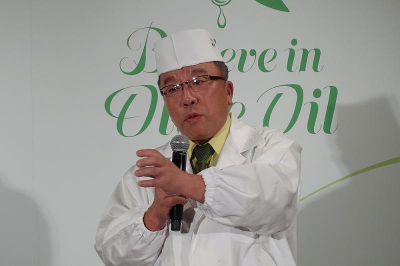日本料理つきぢ田村三代目の田村氏も