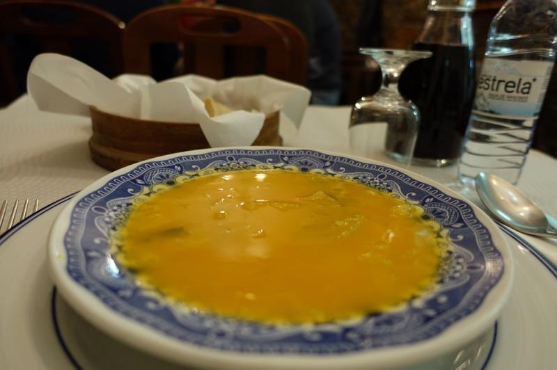 またまた野菜スープ