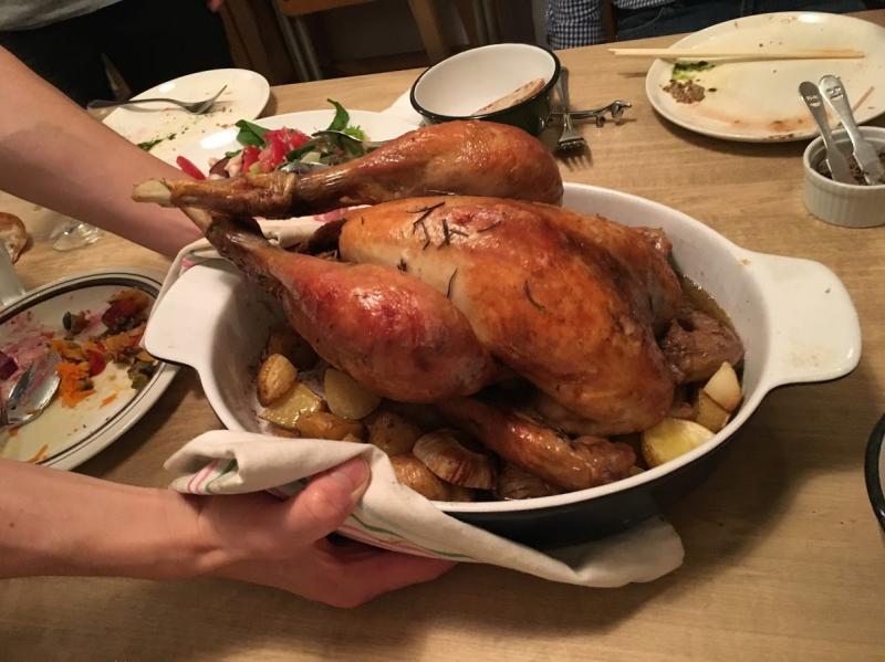 大分冠地鶏のロースト