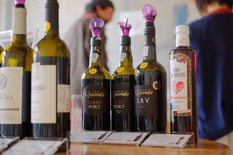 試飲コーナー:ポートワイン