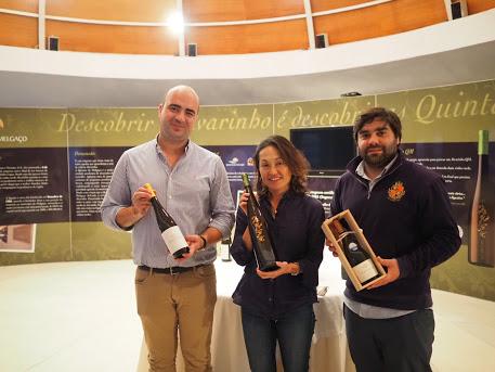 ポルトガル訪問 Quintas de Melgaco
