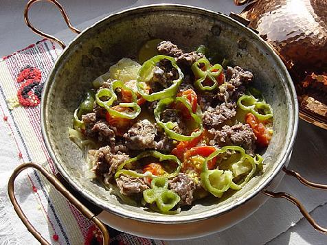 牛肉のカタプラーナ