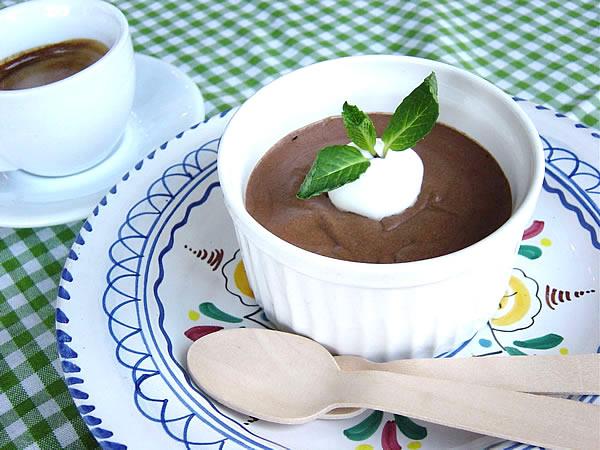 チョコレートの誘惑~ムース・デ・ショコラーテ