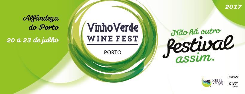 ポルトのワイン祭り、ヴィーニョヴェルデ・ワインフェス!