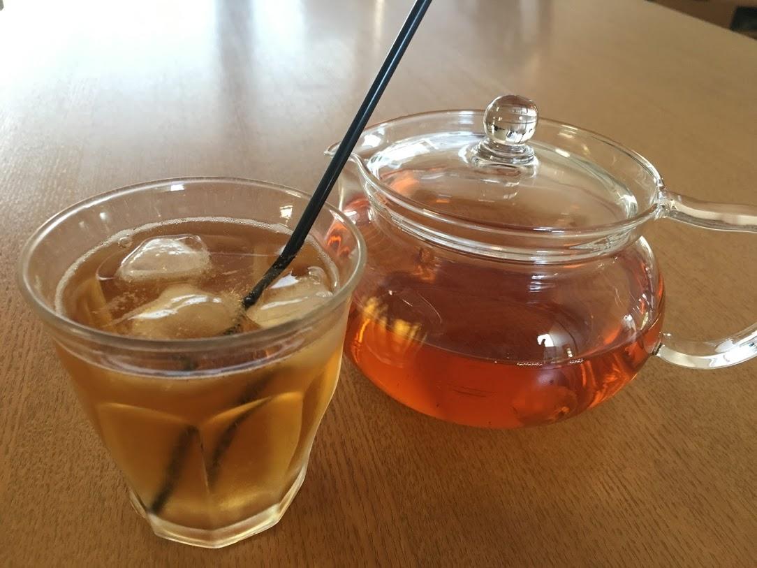 驚きの美味しさ!アソーレスの水出し紅茶