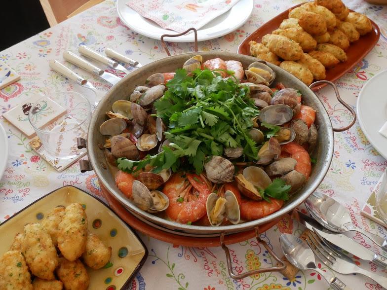 Niki's Kitchen料理教室(ポルトガル料理クラス)