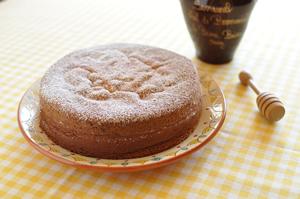 ポルトガルのはちみつケーキ「ボーロ・デ・メル」