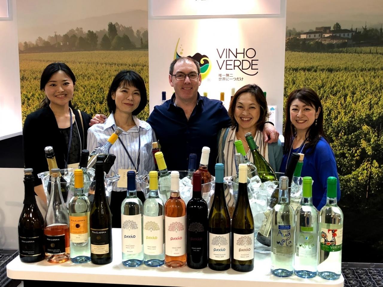 ワイン&グルメ2018出展のため生産者来日!