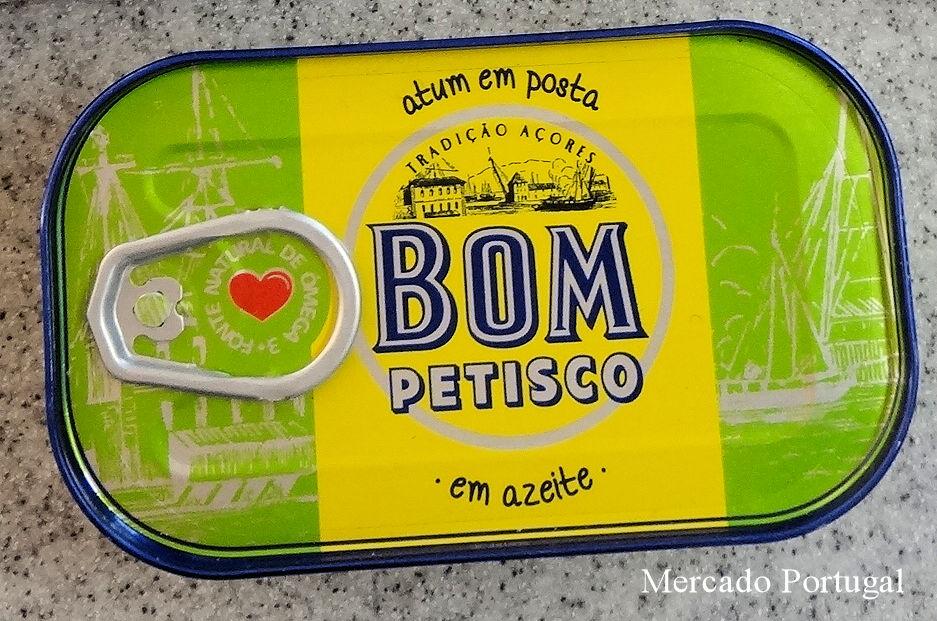 ポルトガルでよく見かけるツナ缶