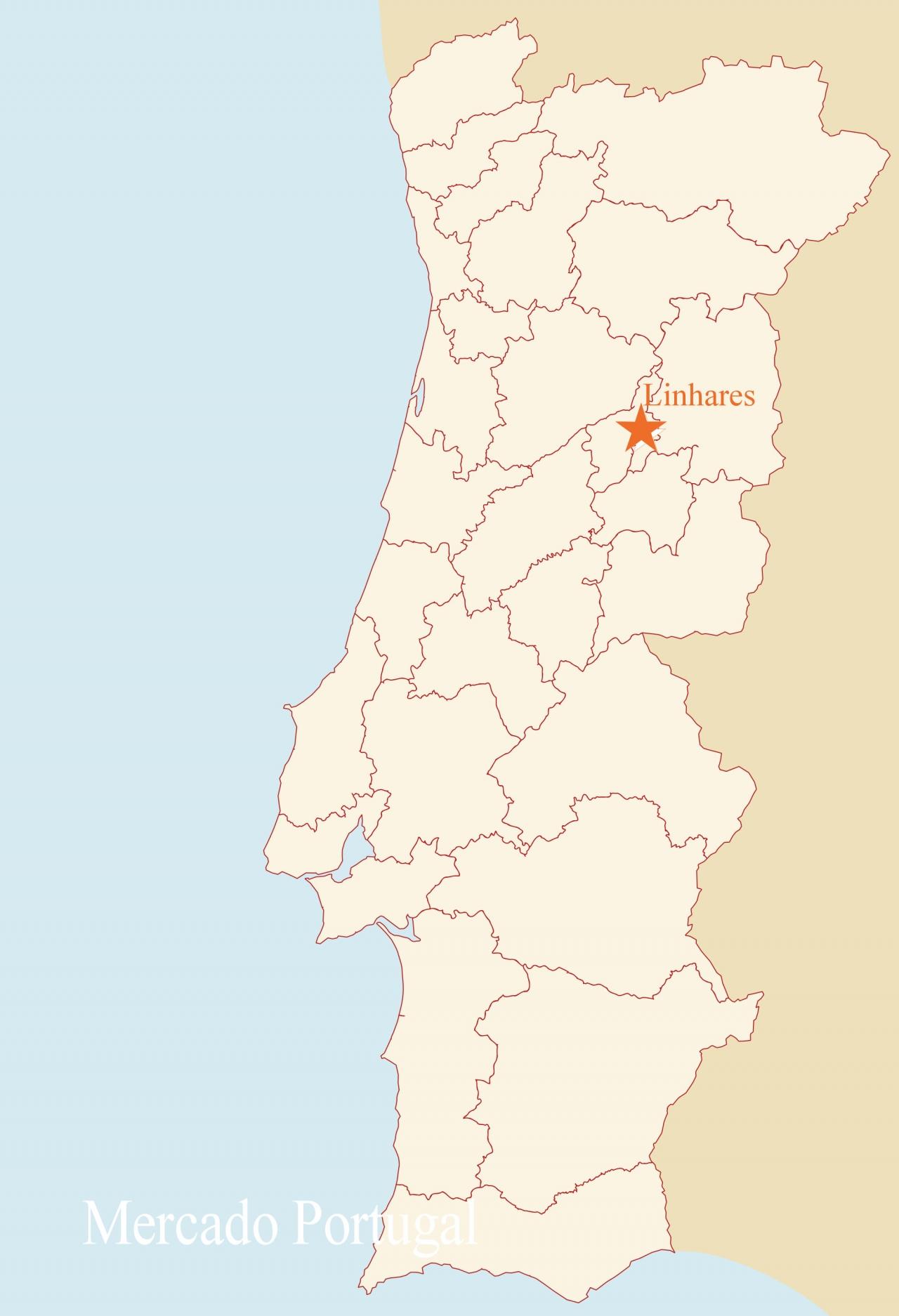 リスボンからは電車でCelorico da Beiraまで約4時間、そこから車で20分くらいです。