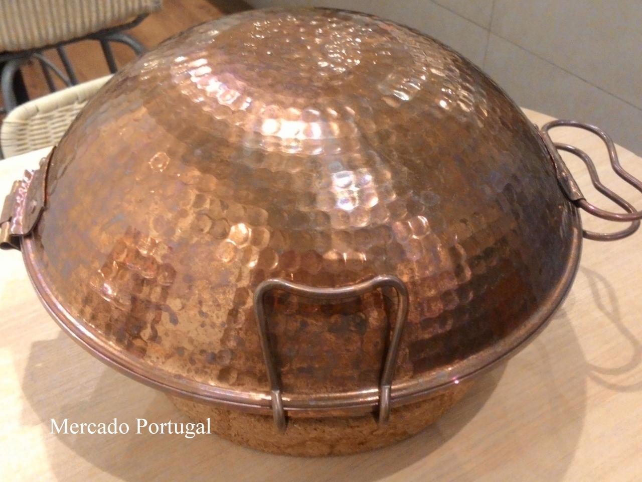 UFOの様な形の鍋