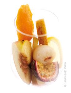 アルヴァリーニョの香りの特徴
