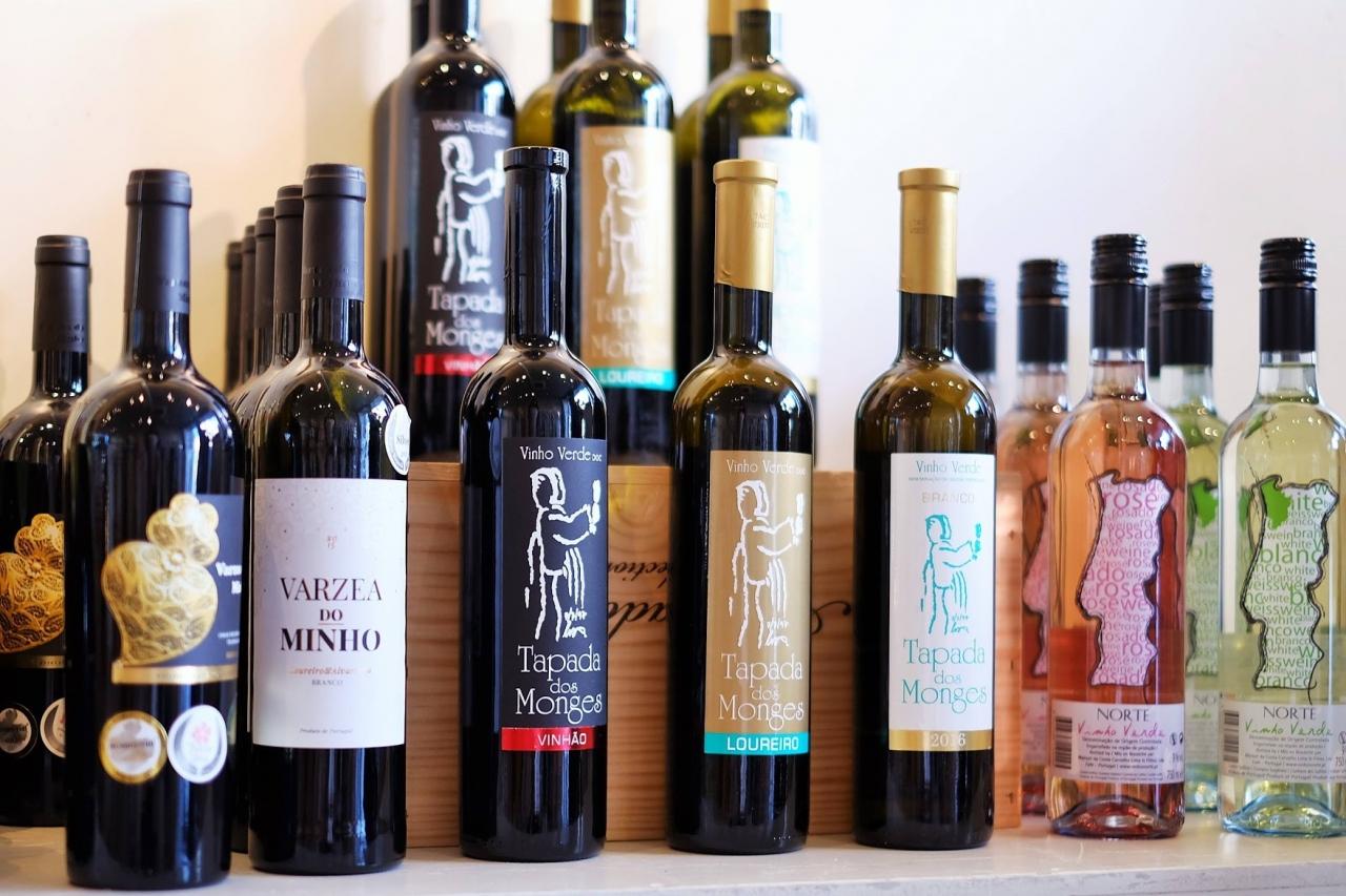 セリーヌ(ヴィーニョス・ノルテ)のワインたち