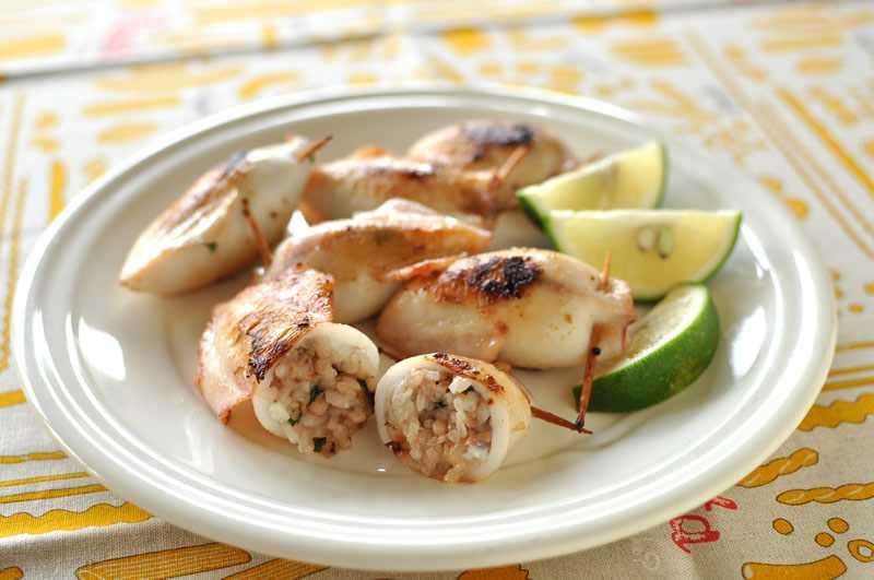 料理 イカ 「イカを楽しく解剖しながら部位別に美味しく食べる方法」を日本いか連合員が手とり足とり教えます