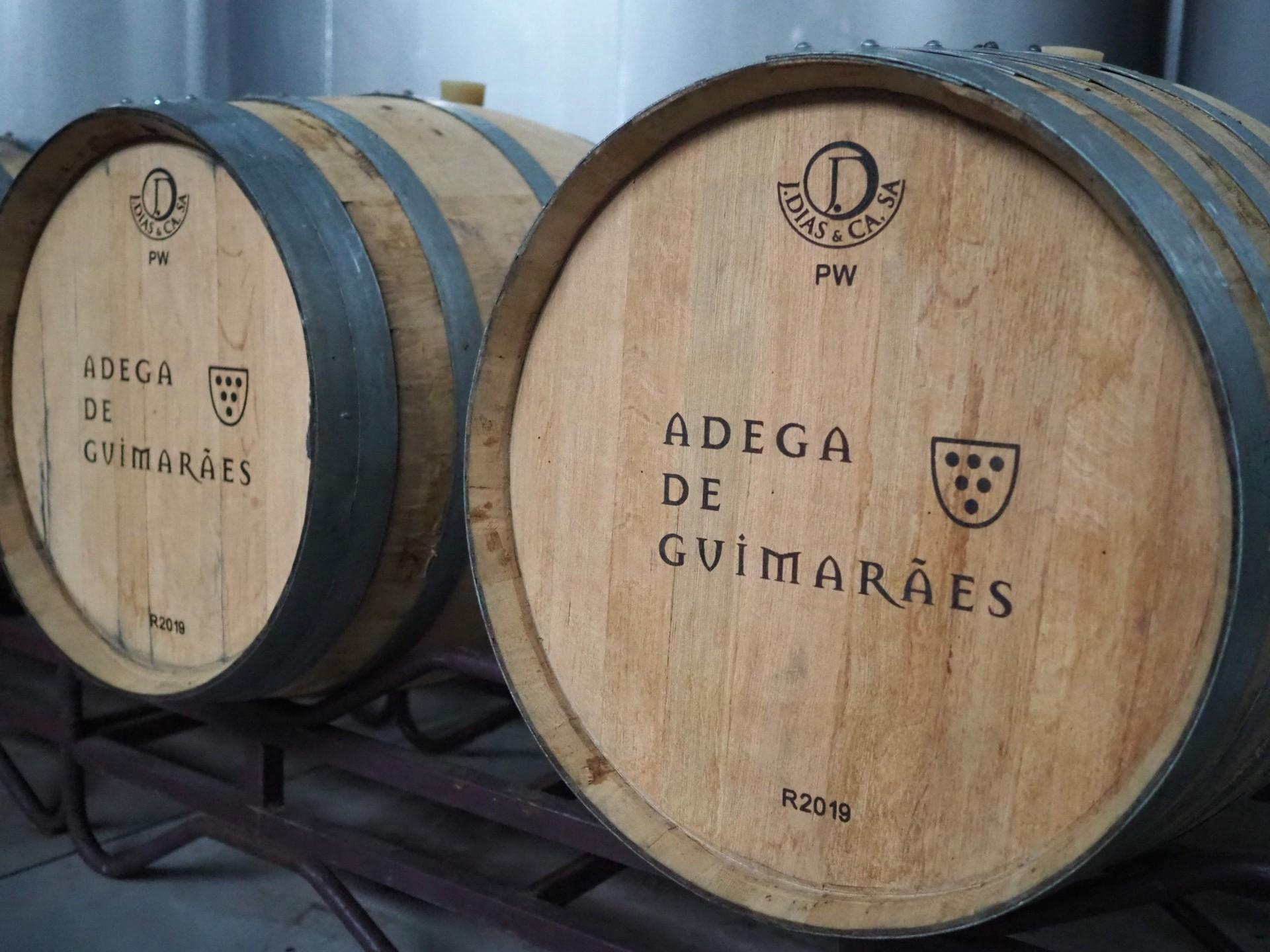 樽熟成ワインも少量仕込み中とのこと。少ししか作らないとのこと、輸出はしてくれないかな!?