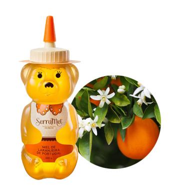 くまちゃんはちみつ オレンジの花
