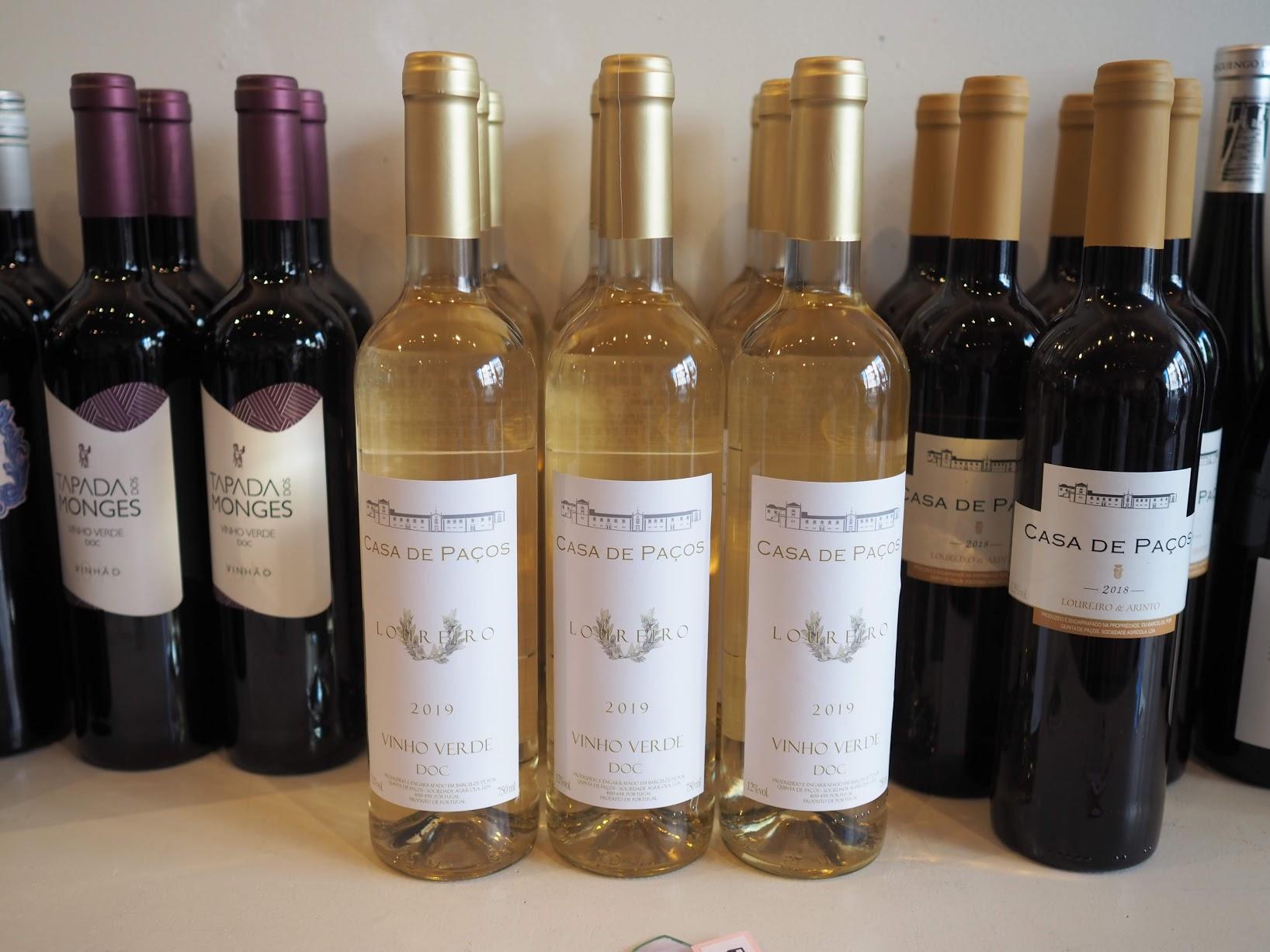 唯一の2019年に収穫したぶどうを使ったワイン、新酒「ヴォロウレイロ2019」