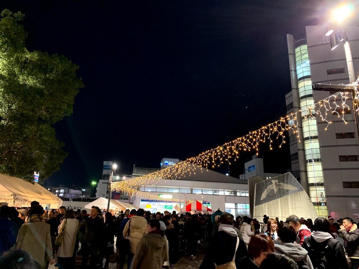 大盛況!の藤沢ワイン祭り