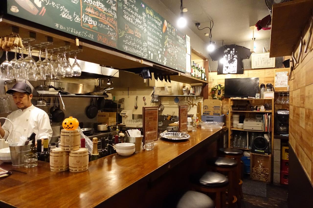 ワイン酒場 東京食堂 五反田桜小路
