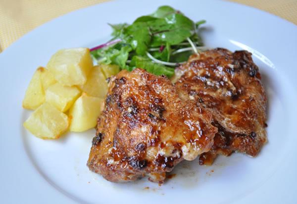 ミラクルワールド、マカオの「アフリカン・チキン」