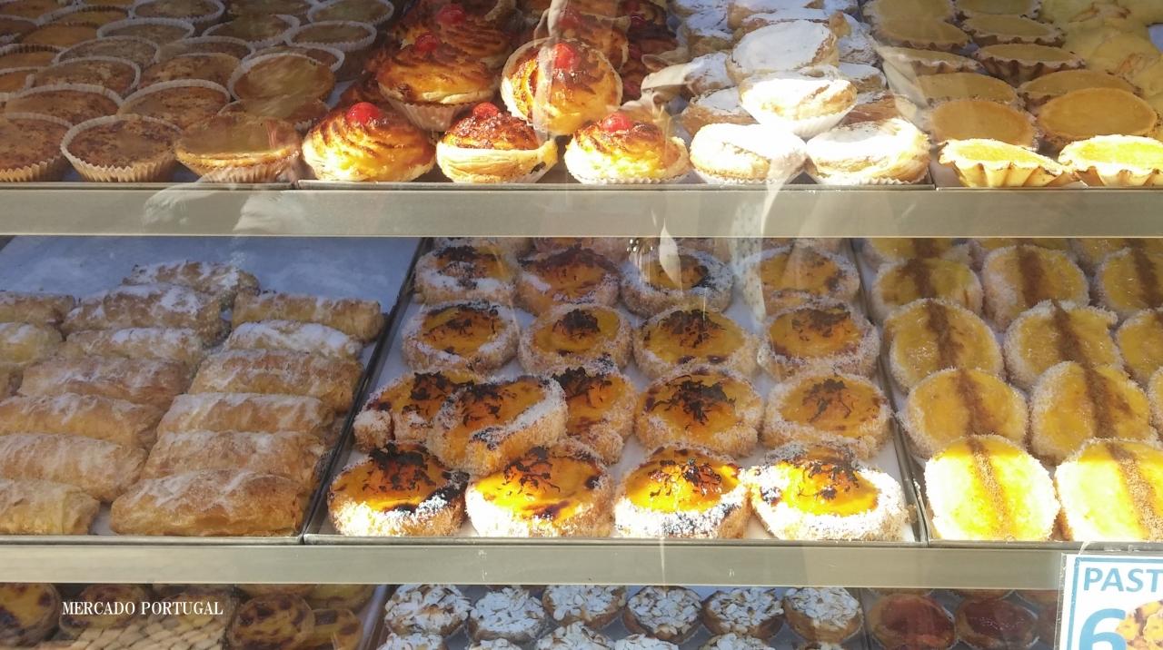 ポルトガルのお菓子と言えば黄色いのが特徴ですが、その多くが修道院から生まれました